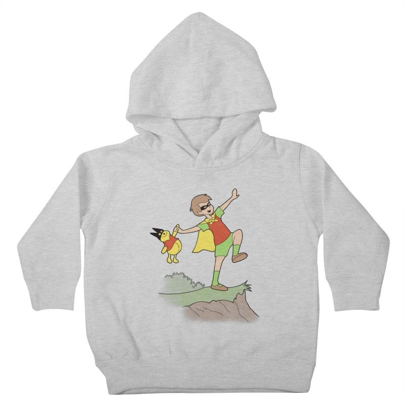Robin Kids Toddler Pullover Hoody by