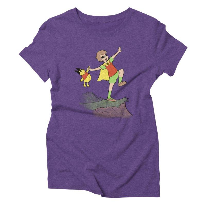 Robin Women's Triblend T-shirt by