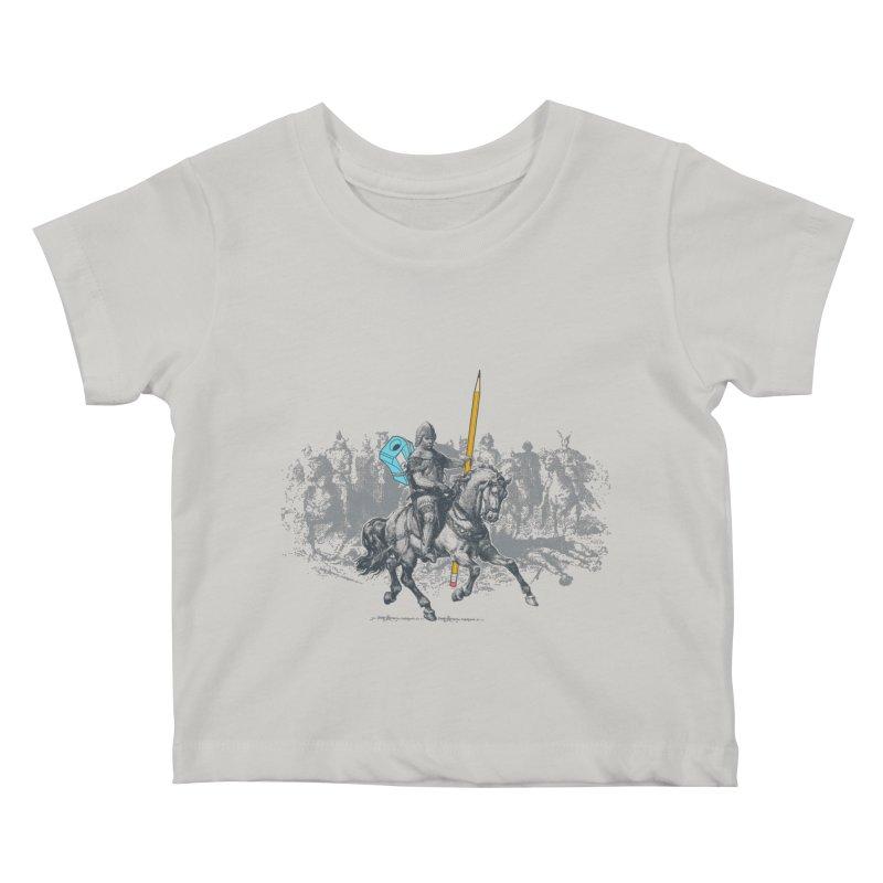 Pen Knight Kids Baby T-Shirt by