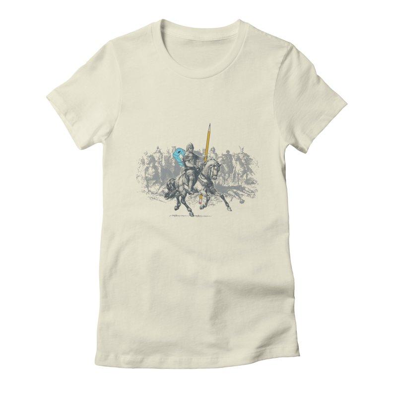 Pen Knight Women's T-Shirt by