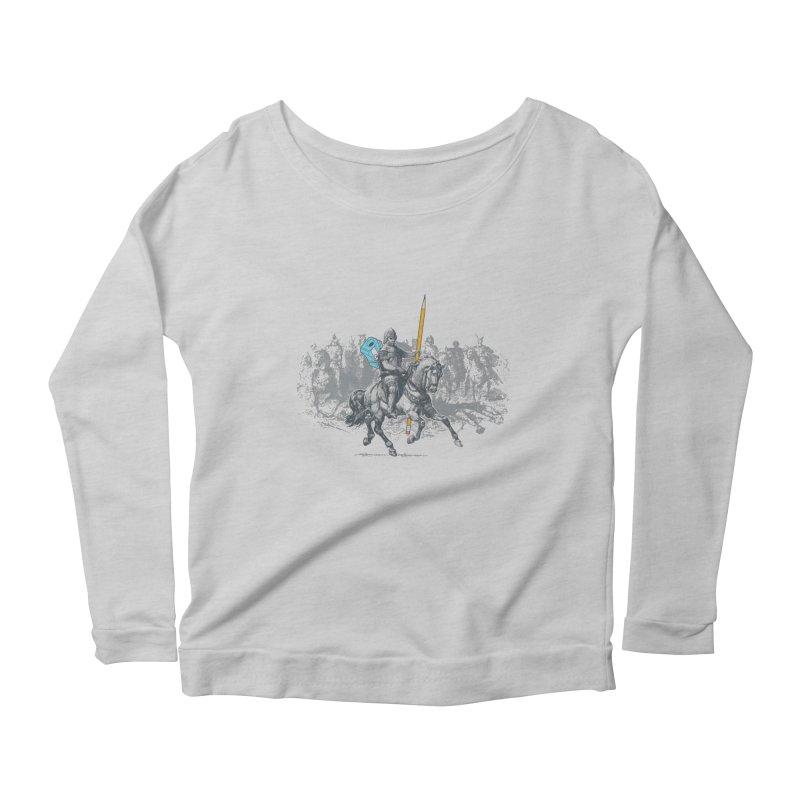 Pen Knight Women's Longsleeve T-Shirt by