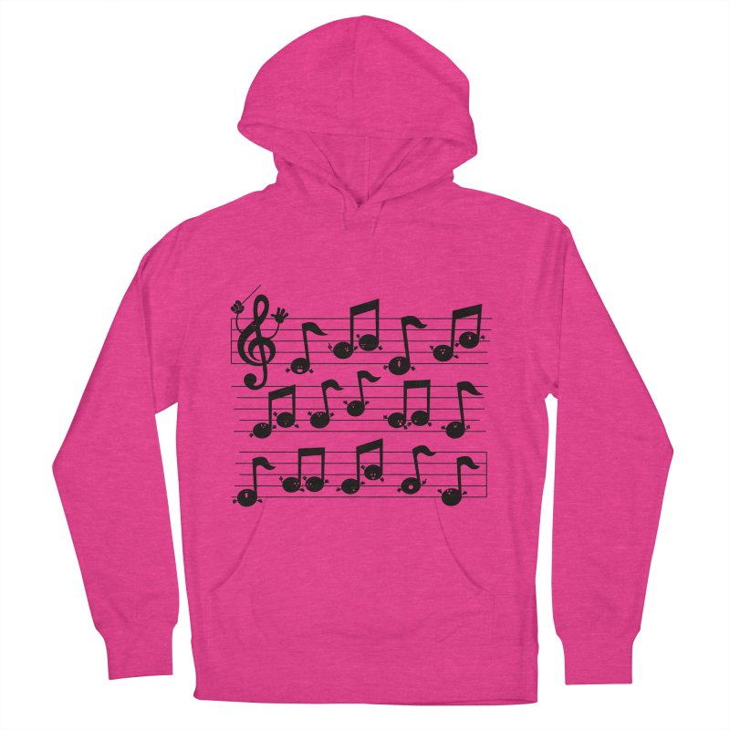 All Together Now Women's Pullover Hoody by