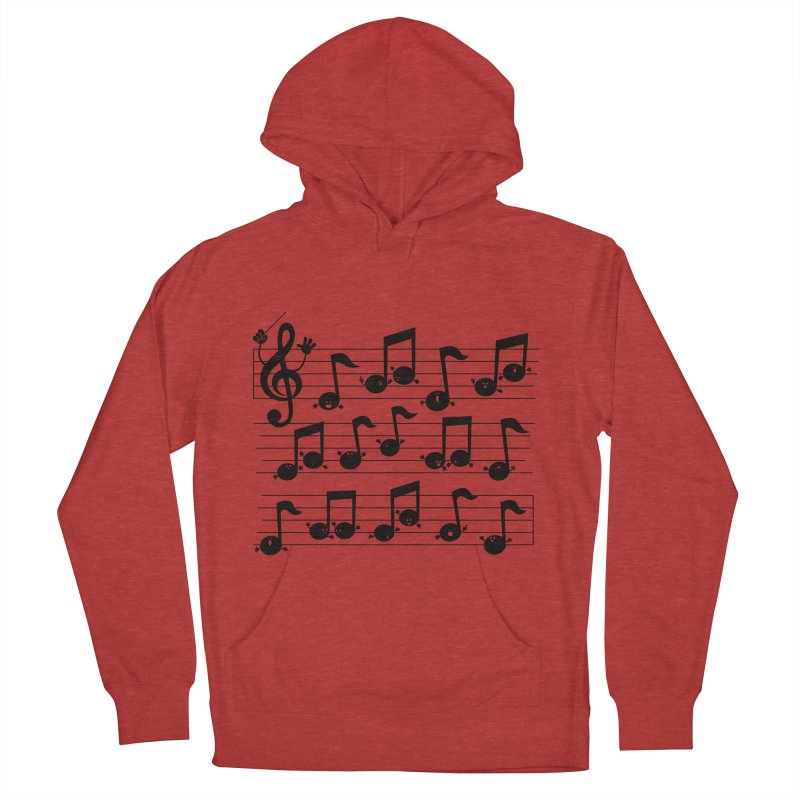All Together Now Men's Pullover Hoody by