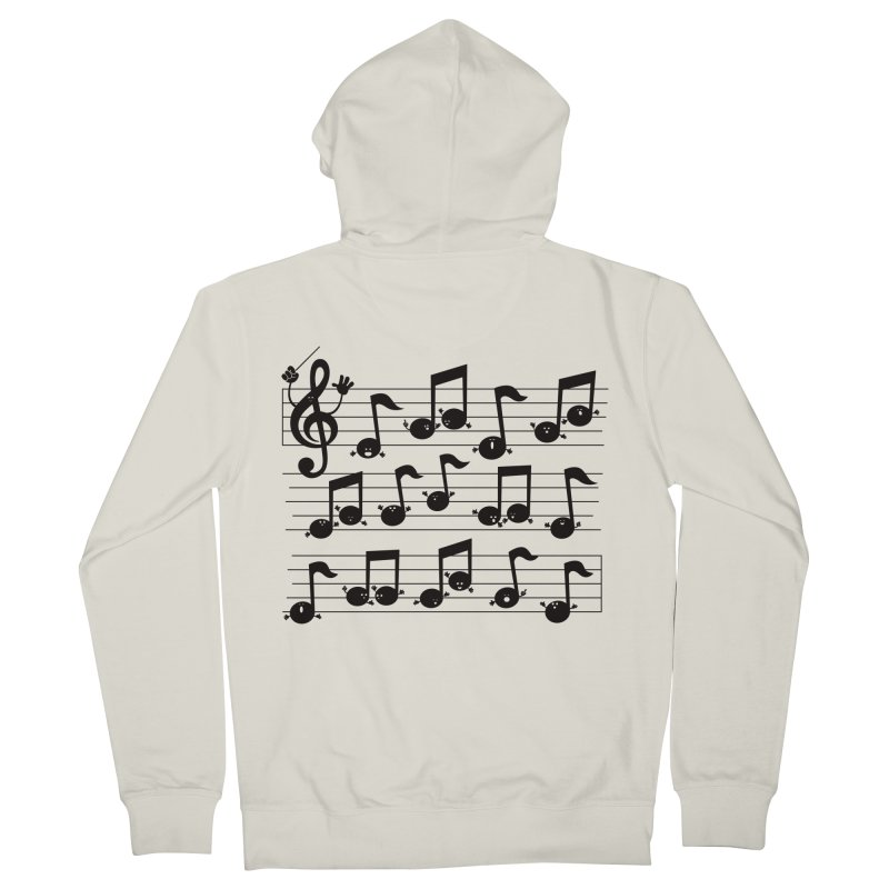 All Together Now Men's Zip-Up Hoody by