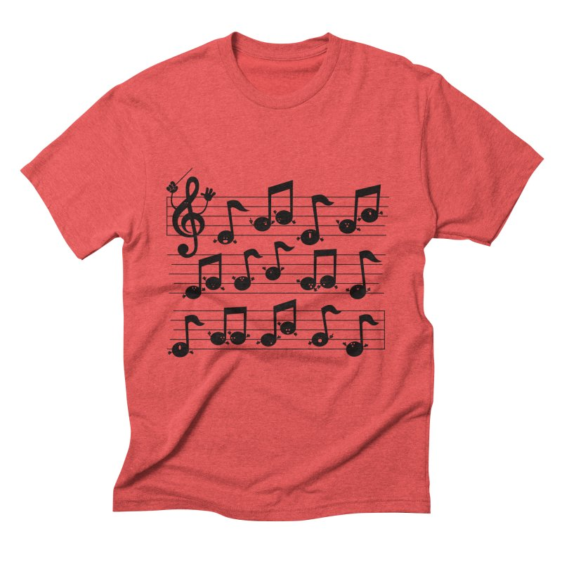 All Together Now Men's Triblend T-shirt by