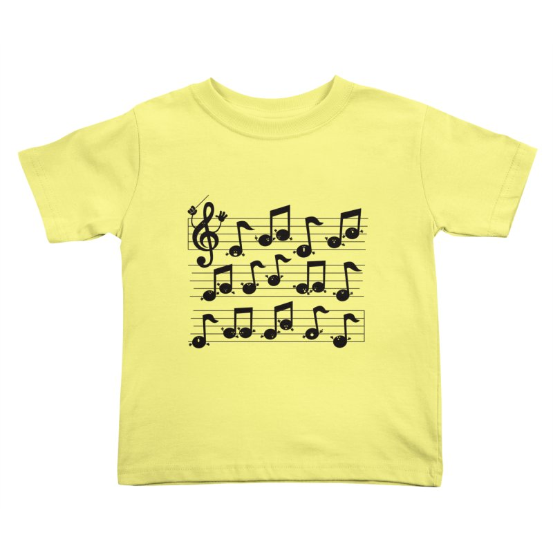 All Together Now Kids Toddler T-Shirt by