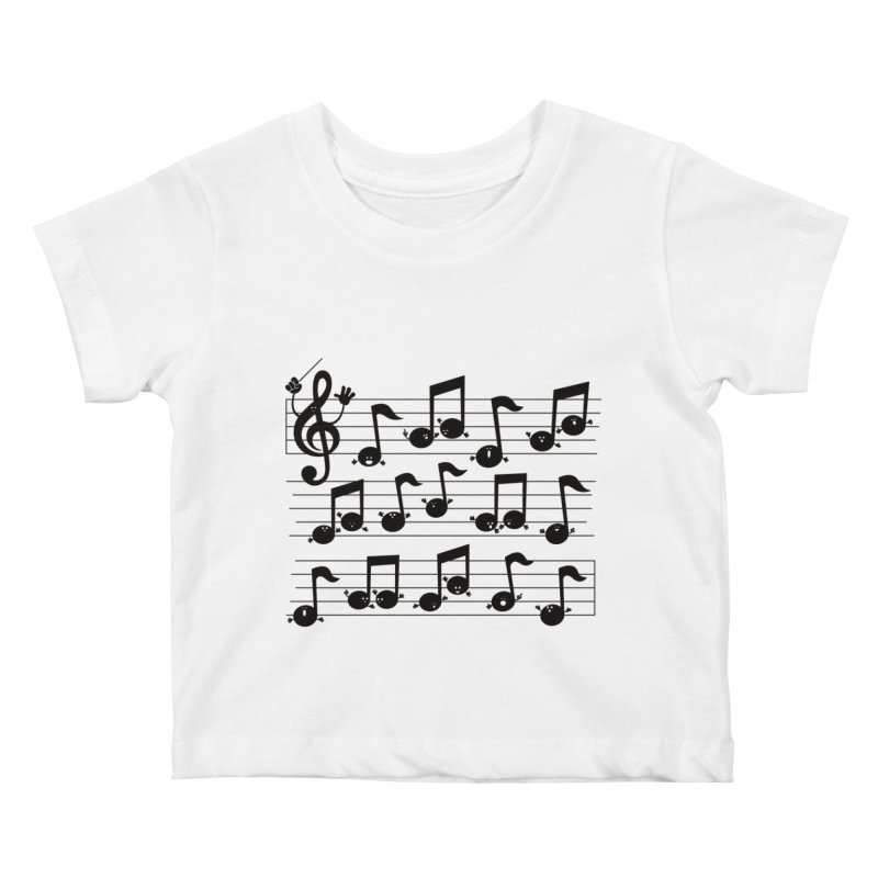 All Together Now Kids Baby T-Shirt by