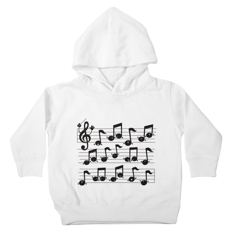 All Together Now Kids Toddler Pullover Hoody by