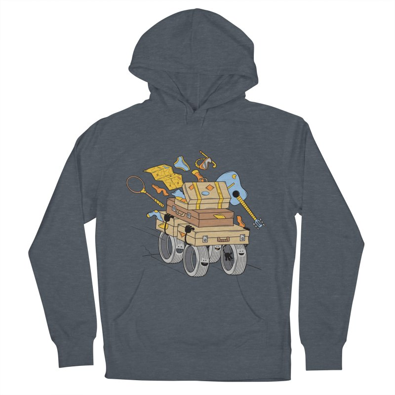 Road Trip Men's Pullover Hoody by