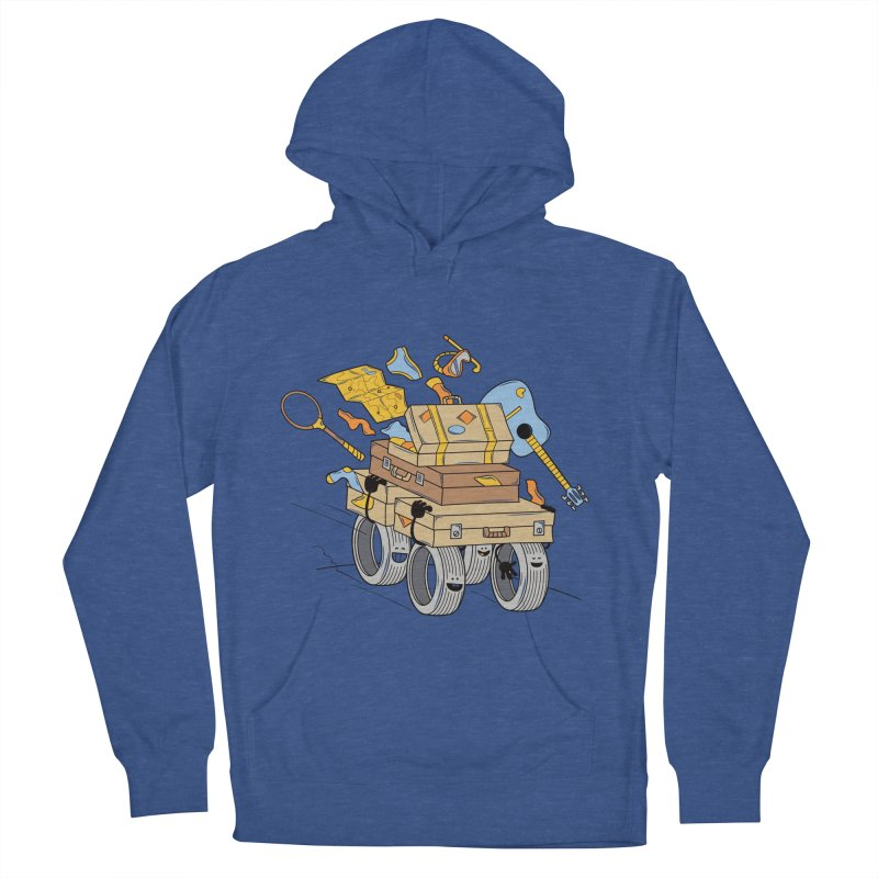 Road Trip Men's Pullover Hoody by