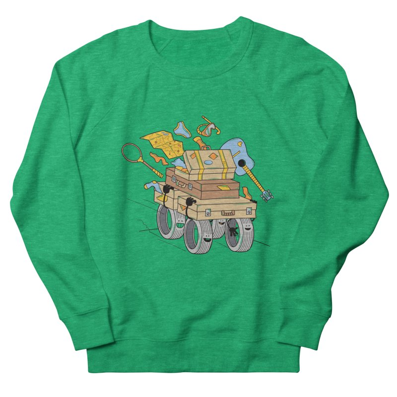 Road Trip Men's Sweatshirt by