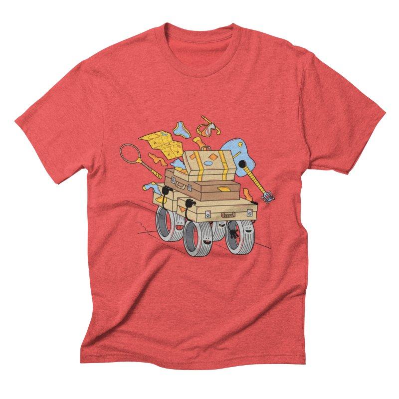 Road Trip Men's Triblend T-shirt by