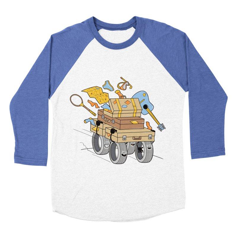 Road Trip Women's Baseball Triblend T-Shirt by