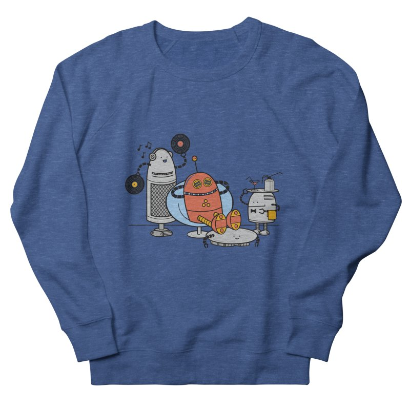 A Comfortable Future Men's Sweatshirt by