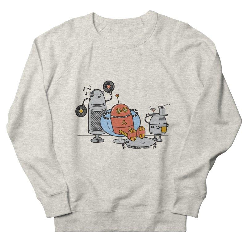 A Comfortable Future Men's Sweatshirt by