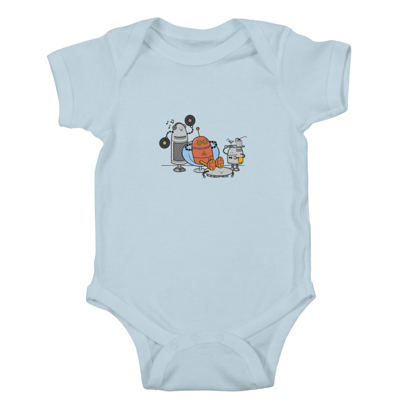 A Comfortable Future Kids Baby Bodysuit by
