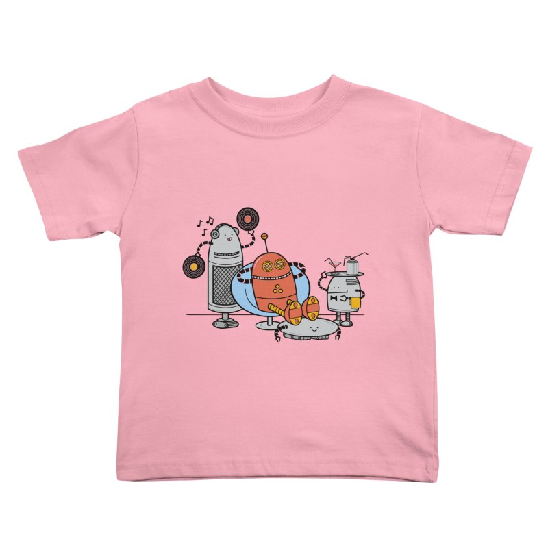 A Comfortable Future Kids Toddler T-Shirt by