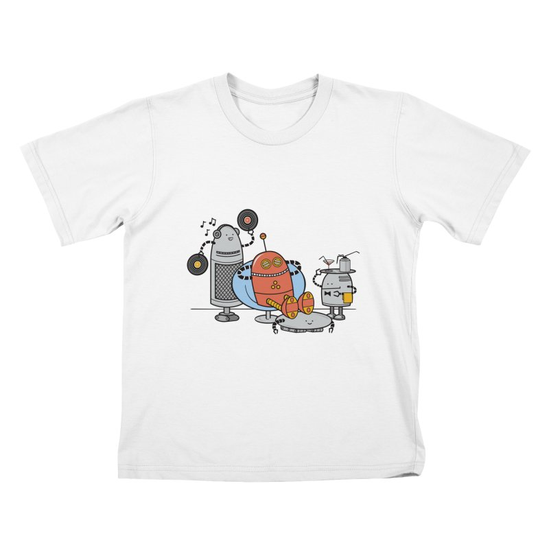 A Comfortable Future Kids T-Shirt by
