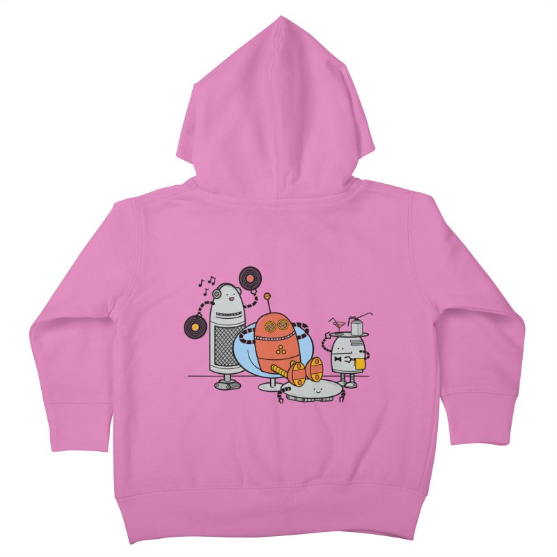 A Comfortable Future Kids Toddler Zip-Up Hoody by