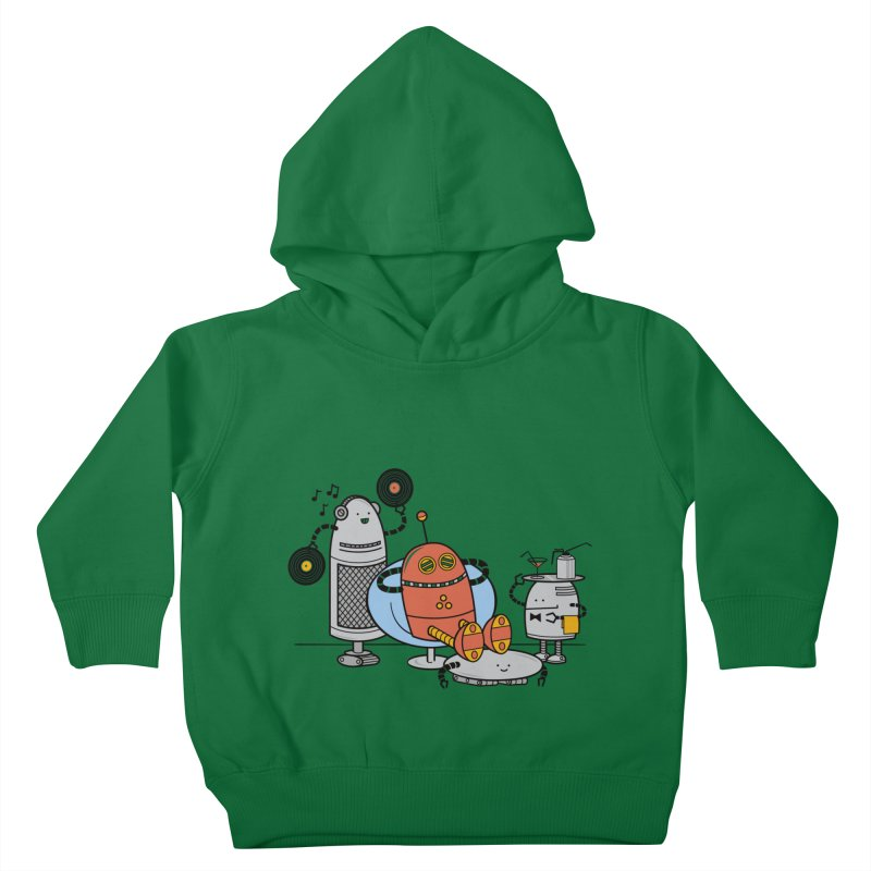 A Comfortable Future Kids Toddler Pullover Hoody by