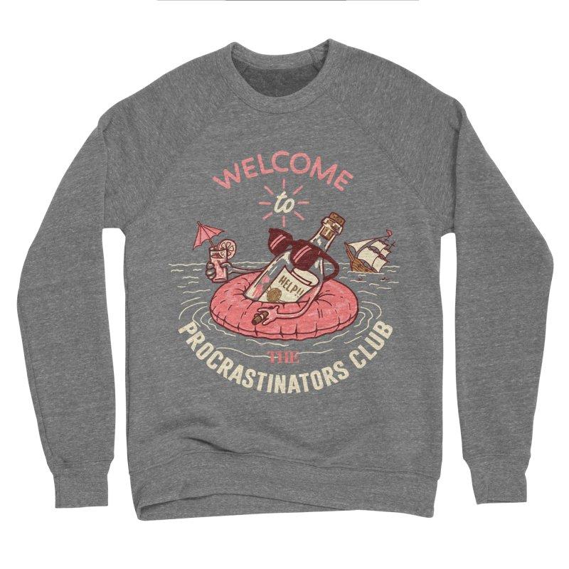 HELP! Women's Sponge Fleece Sweatshirt by gotoup's Artist Shop