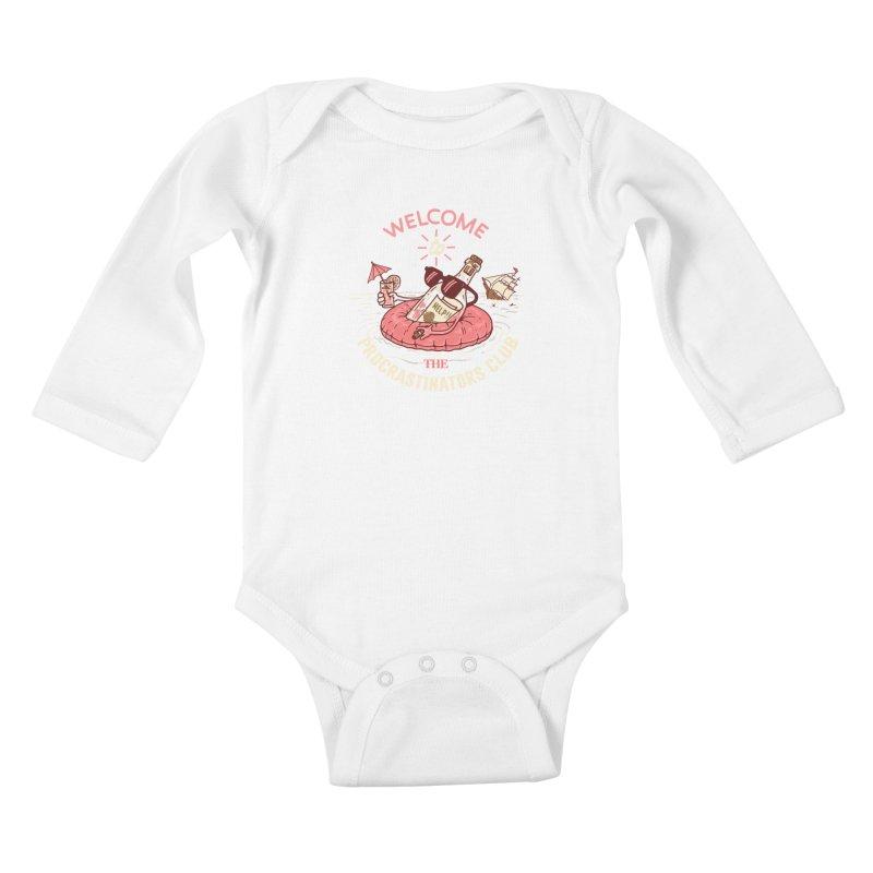 HELP! Kids Baby Longsleeve Bodysuit by gotoup's Artist Shop