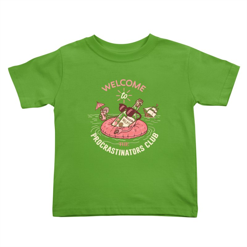 HELP! Kids Toddler T-Shirt by gotoup's Artist Shop
