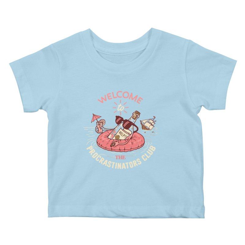 HELP! Kids Baby T-Shirt by gotoup's Artist Shop