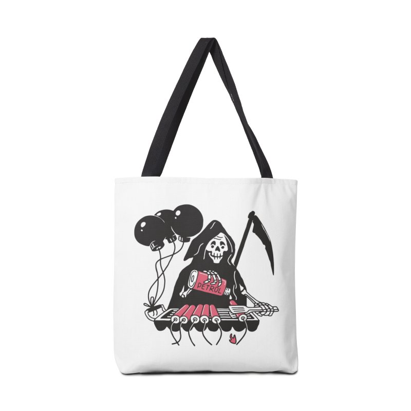 HOT BOMB Accessories Tote Bag Bag by gotoup's Artist Shop