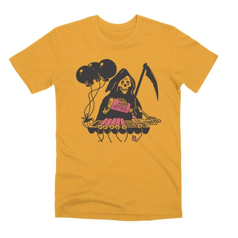 HOT BOMB Men's Premium T-Shirt by gotoup's Artist Shop