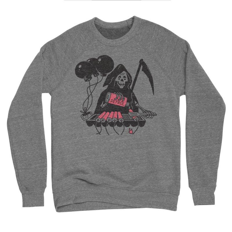HOT BOMB Women's Sponge Fleece Sweatshirt by gotoup's Artist Shop