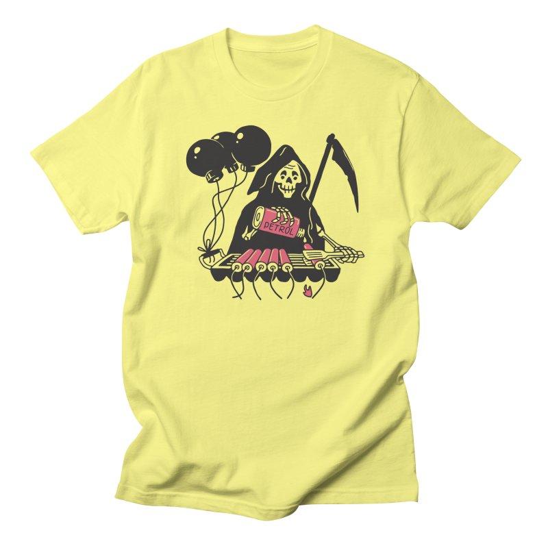 HOT BOMB Women's Regular Unisex T-Shirt by gotoup's Artist Shop