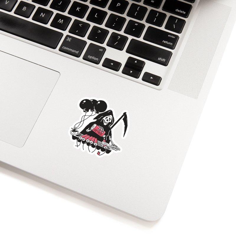 HOT BOMB Accessories Sticker by gotoup's Artist Shop