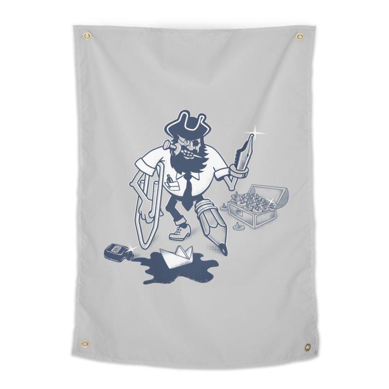 YO-HO-HO Home Tapestry by gotoup's Artist Shop