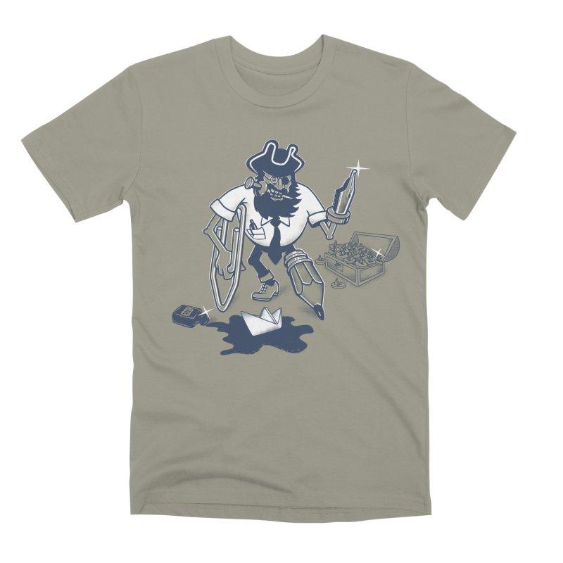 YO-HO-HO Men's Premium T-Shirt by gotoup's Artist Shop