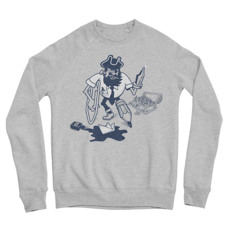 YO-HO-HO Men's Sponge Fleece Sweatshirt by gotoup's Artist Shop