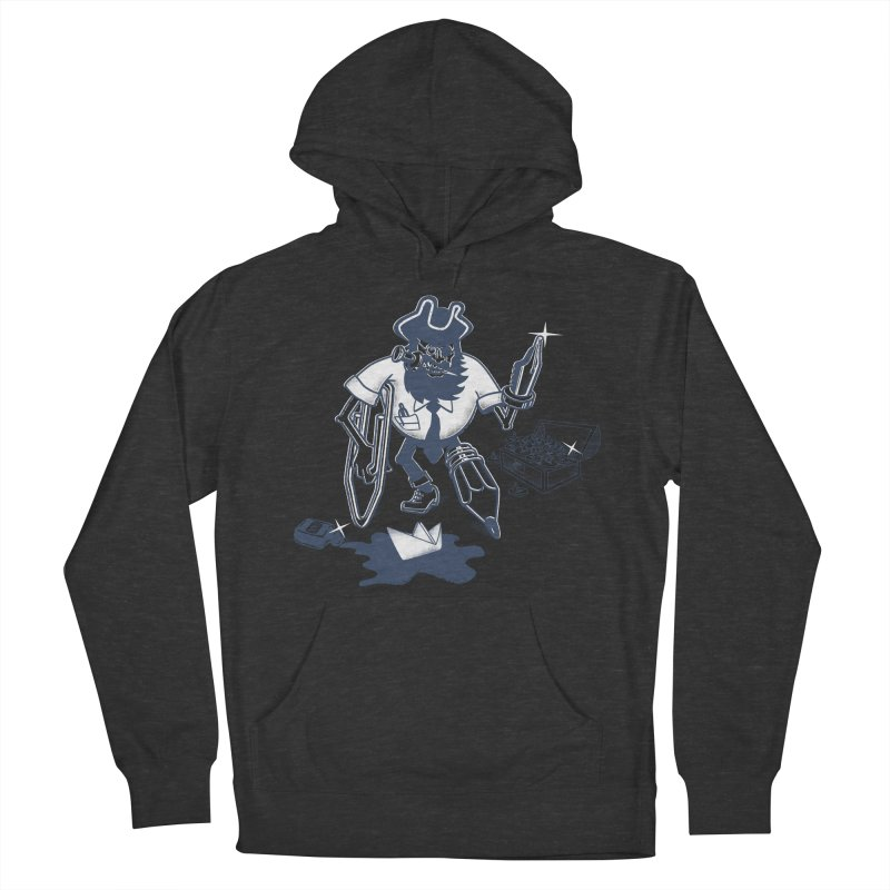 YO-HO-HO Women's French Terry Pullover Hoody by gotoup's Artist Shop