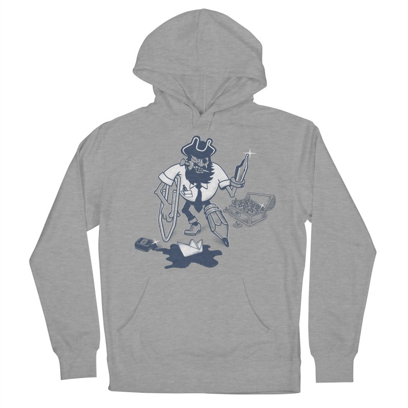 YO-HO-HO Men's French Terry Pullover Hoody by gotoup's Artist Shop