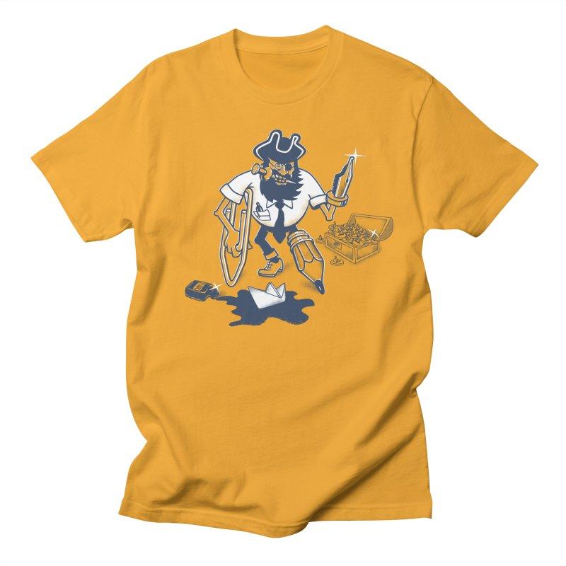 YO-HO-HO Women's Regular Unisex T-Shirt by gotoup's Artist Shop