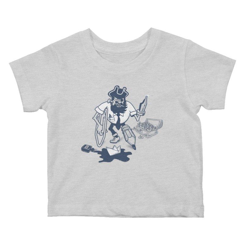 YO-HO-HO Kids Baby T-Shirt by gotoup's Artist Shop