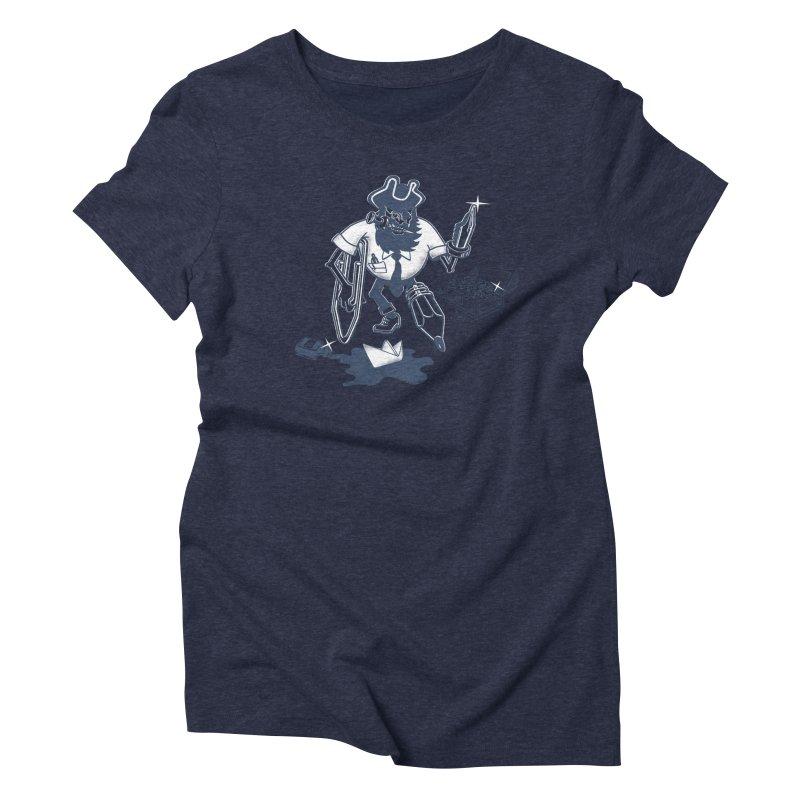 YO-HO-HO Women's Triblend T-Shirt by gotoup's Artist Shop