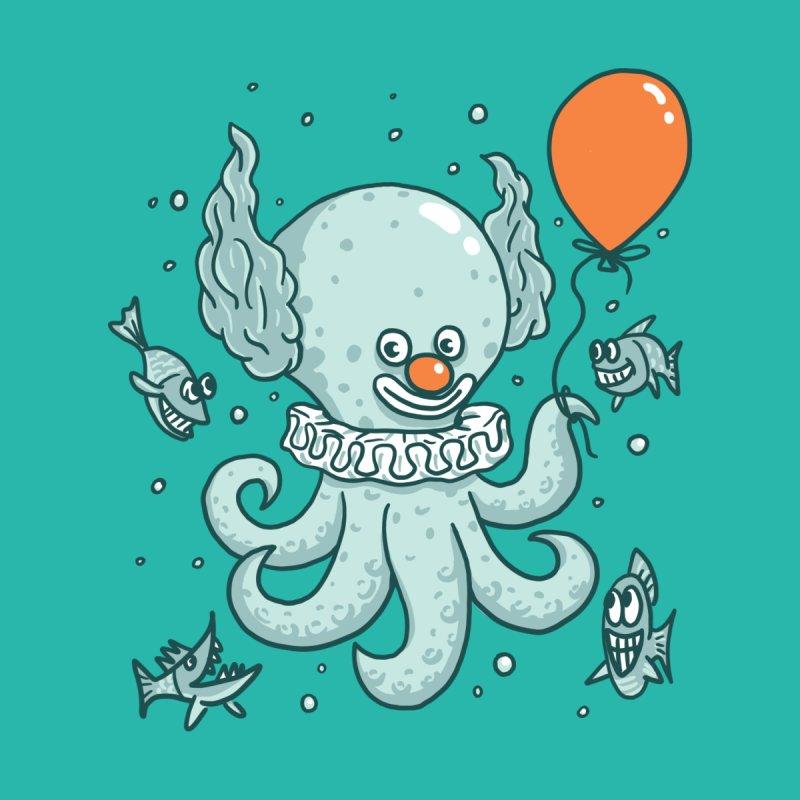 octopus clown by gotoup's Artist Shop