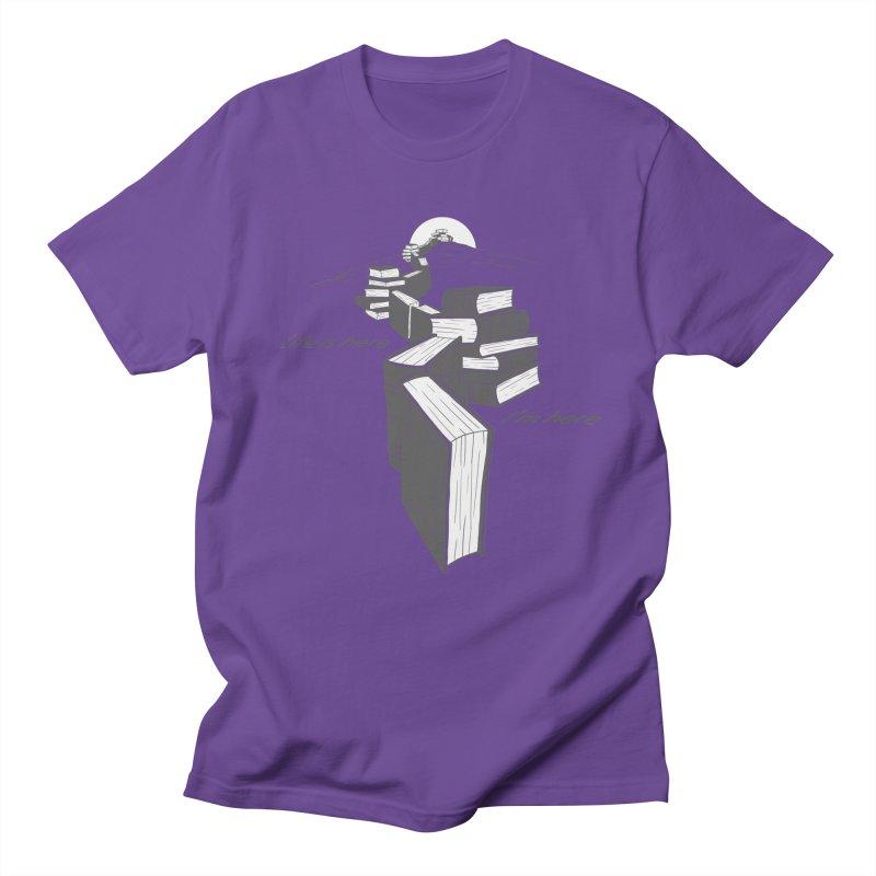 MY LIFE Women's Regular Unisex T-Shirt by gotoup's Artist Shop