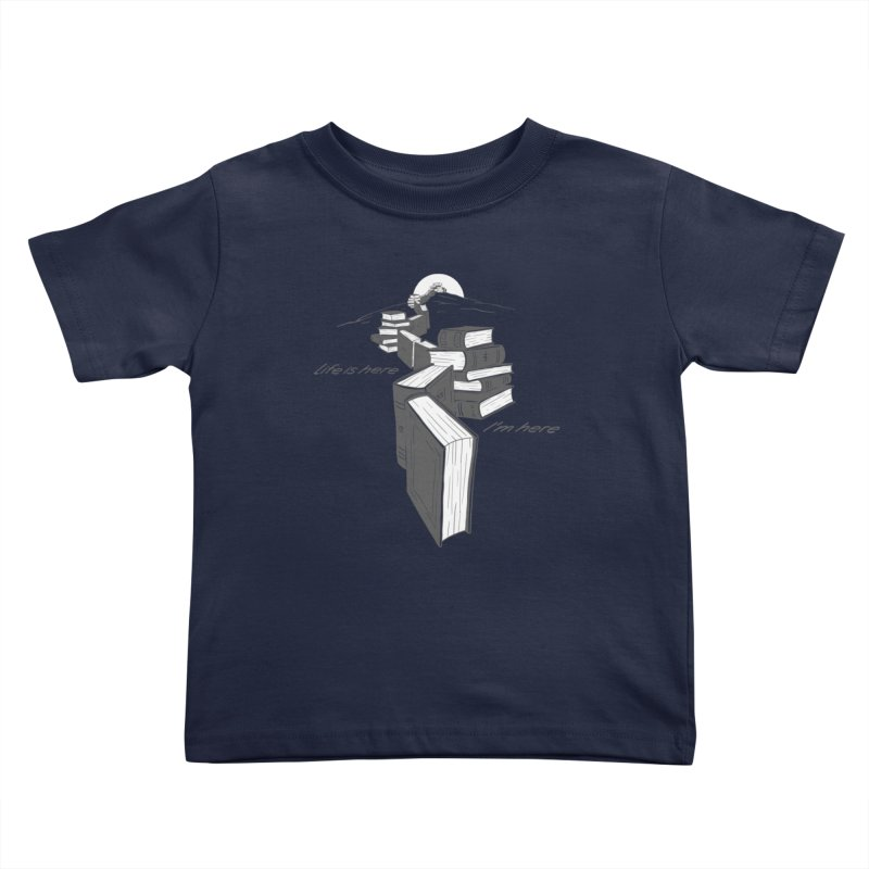 MY LIFE Kids Toddler T-Shirt by gotoup's Artist Shop