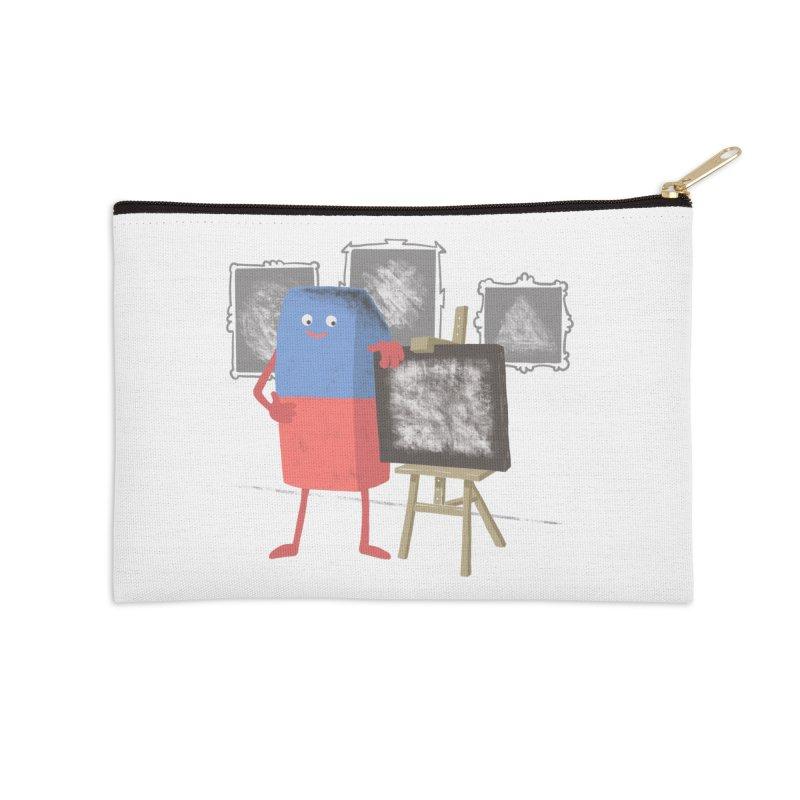 I'M AN ARTIST Accessories Zip Pouch by gotoup's Artist Shop