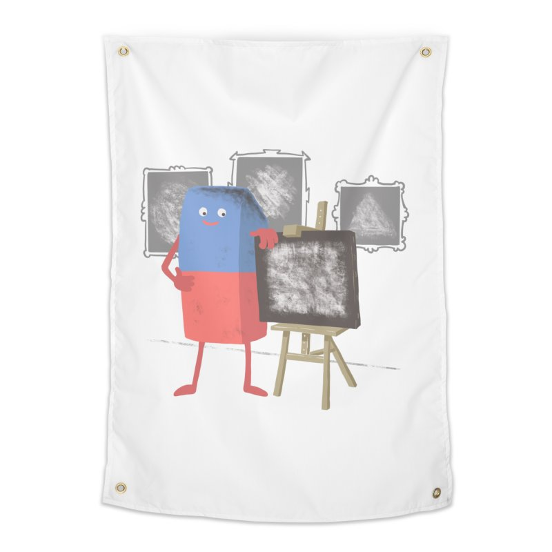I'M AN ARTIST Home Tapestry by gotoup's Artist Shop