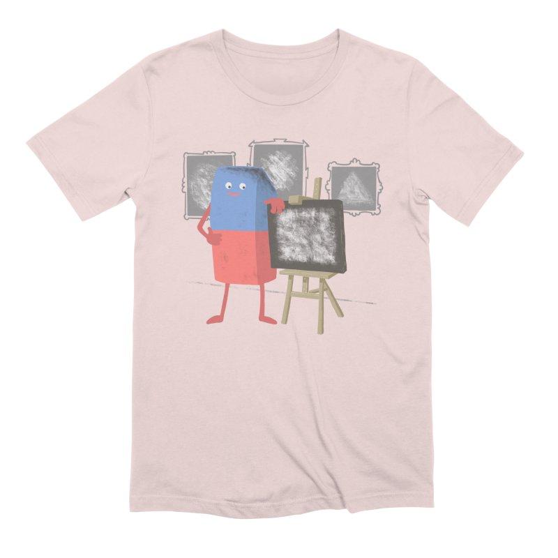 I'M AN ARTIST Men's Extra Soft T-Shirt by gotoup's Artist Shop