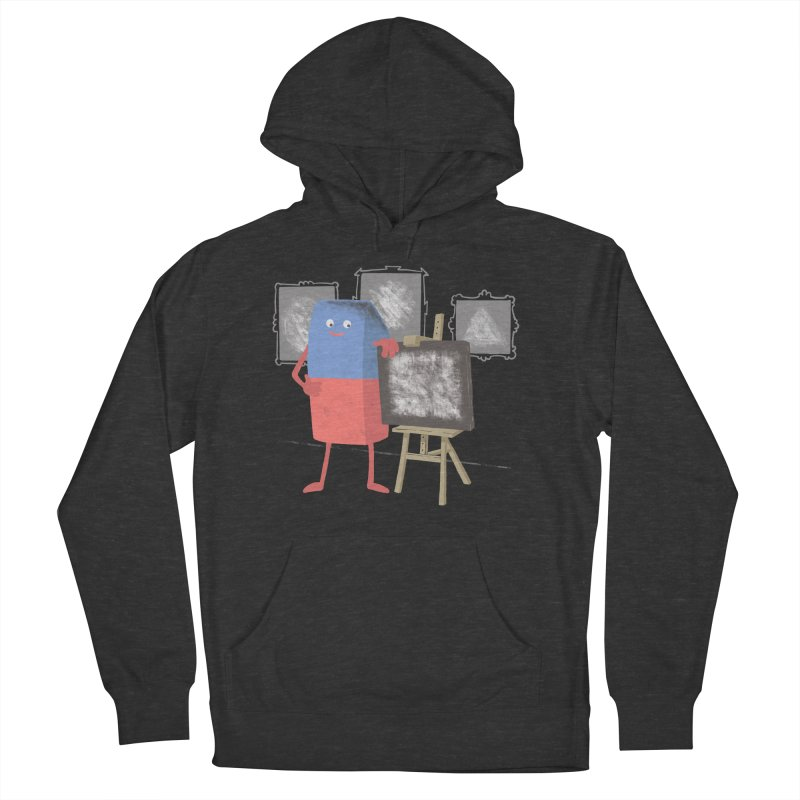 I'M AN ARTIST Men's French Terry Pullover Hoody by gotoup's Artist Shop