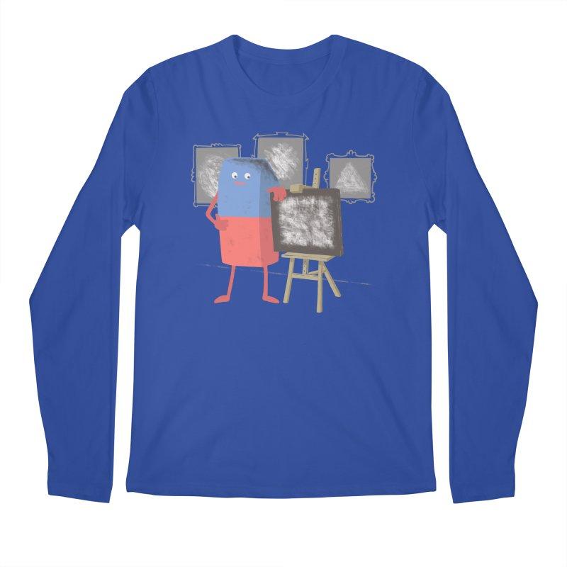 I'M AN ARTIST Men's Regular Longsleeve T-Shirt by gotoup's Artist Shop