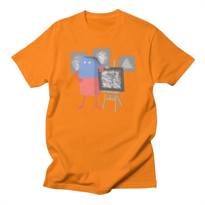 I'M AN ARTIST Women's Regular Unisex T-Shirt by gotoup's Artist Shop